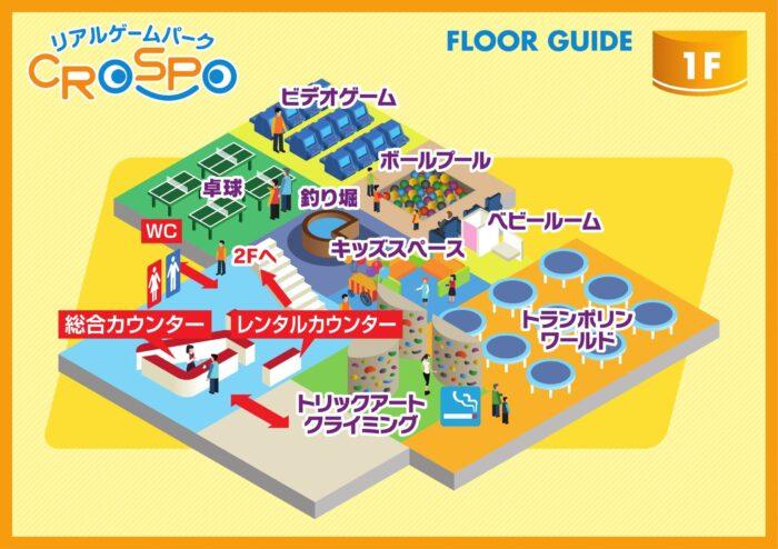 【有吉の壁】スポーツテーマパークのロケ地はどこ?5月26日放送回!