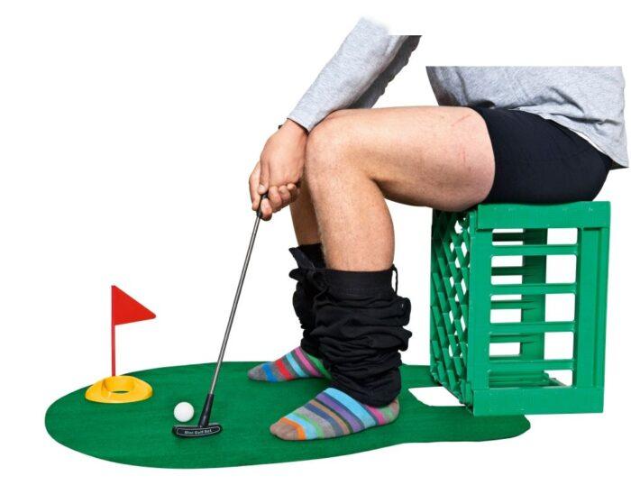 トイレマットゴルフ